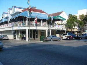 Athena Cafe - downtown Nassau Bahamas